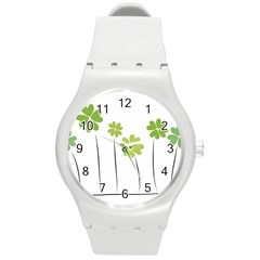 clover Plastic Sport Watch (Medium)