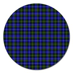 Macneil Tartan - 1 Magnet 5  (Round)