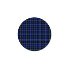 Macneil Tartan - 1 Golf Ball Marker 10 Pack