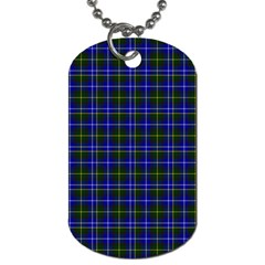 Macneil Tartan - 1 Dog Tag (Two Sided)