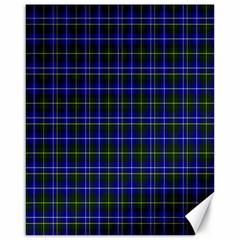 Macneil Tartan   1 Canvas 16  X 20  (unframed)