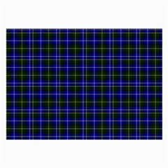 Macneil Tartan   1 Glasses Cloth (large, Two Sided)