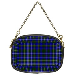 Macneil Tartan   1 Chain Purse (one Side)