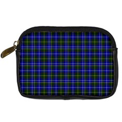 Macneil Tartan   1 Digital Camera Leather Case