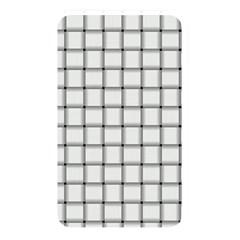 White Weave Memory Card Reader (Rectangular)