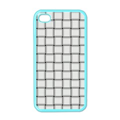 White Weave Apple Iphone 4 Case (color)