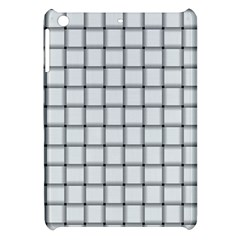 White Weave Apple Ipad Mini Hardshell Case