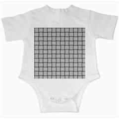 Gray Weave Infant Creeper