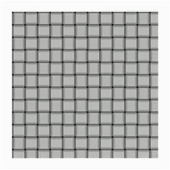 Gray Weave Glasses Cloth (medium, Two Sided)