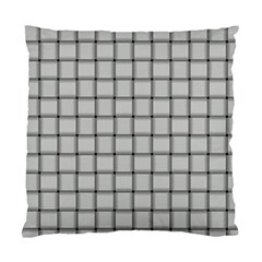 Gray Weave Cushion Case (Two Sides)