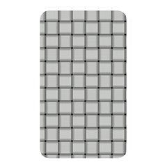 Gray Weave Memory Card Reader (Rectangular)