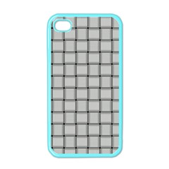 Gray Weave Apple Iphone 4 Case (color)