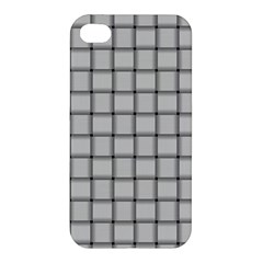 Gray Weave Apple iPhone 4/4S Premium Hardshell Case