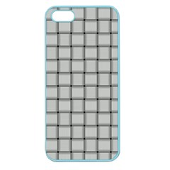 Gray Weave Apple Seamless iPhone 5 Case (Color)