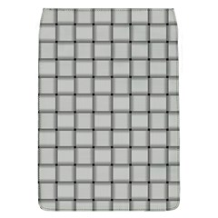 Gray Weave Removable Flap Cover (Large)