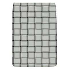 Gray Weave Removable Flap Cover (small)