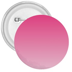 French Rose To Piggy Pink Gradient 3  Button