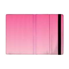 French Rose To Piggy Pink Gradient Apple Ipad Mini Flip Case