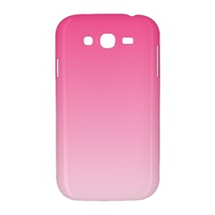 French Rose To Piggy Pink Gradient Samsung Galaxy Grand DUOS I9082 Hardshell Case