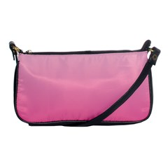 Piggy Pink To French Rose Gradient Evening Bag
