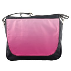 Piggy Pink To French Rose Gradient Messenger Bag