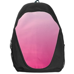 Piggy Pink To French Rose Gradient Backpack Bag