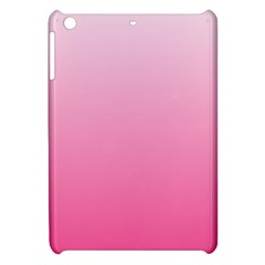 Piggy Pink To French Rose Gradient Apple Ipad Mini Hardshell Case