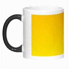 Chrome Yellow To Yellow Gradient Morph Mug