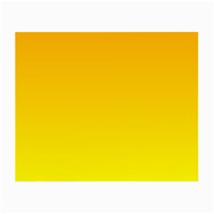 Chrome Yellow To Yellow Gradient Glasses Cloth (Small, Two Sided)