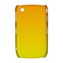 Chrome Yellow To Yellow Gradient BlackBerry Curve 8520 9300 Hardshell Case