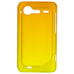 Chrome Yellow To Yellow Gradient HTC Incredible S Hardshell Case