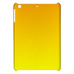 Chrome Yellow To Yellow Gradient Apple iPad Mini Hardshell Case