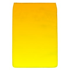 Chrome Yellow To Yellow Gradient Removable Flap Cover (Small)
