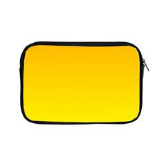 Chrome Yellow To Yellow Gradient Apple Ipad Mini Zipper Case