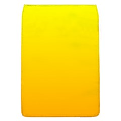 Yellow To Chrome Yellow Gradient Removable Flap Cover (large)