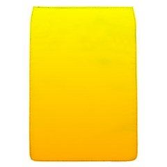 Yellow To Chrome Yellow Gradient Removable Flap Cover (Small)