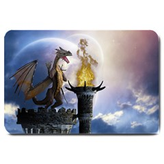 Dragon Land 2 Large Door Mat