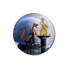 Dragon Land 2 Drink Coaster (Round)