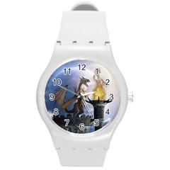 Dragon Land 2 Plastic Sport Watch (Medium)