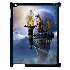 Dragon Land 2 Apple Ipad 2 Case (black)