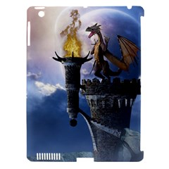 Dragon Land 2 Apple iPad 3/4 Hardshell Case (Compatible with Smart Cover)