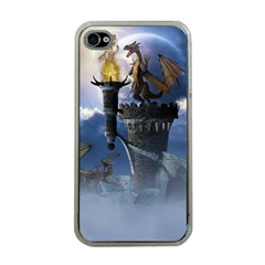 Dragon Land 2 Apple iPhone 4 Case (Clear)