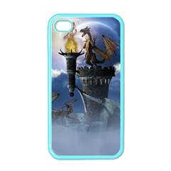 Dragon Land 2 Apple Iphone 4 Case (color)