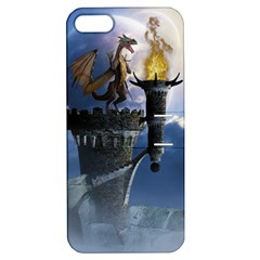 Dragon Land 2 Apple iPhone 5 Hardshell Case with Stand