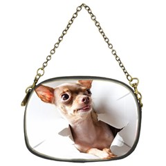 Chihuahua Chain Purse (Two Side)
