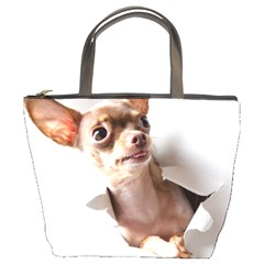 Chihuahua Bucket Bag