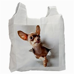 Chihuahua Recycle Bag (Two Sides)