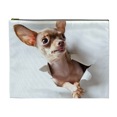 Chihuahua Cosmetic Bag (xl)