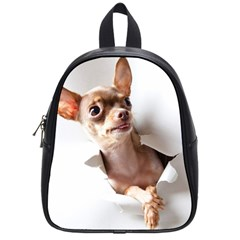 Chihuahua School Bag (Small)