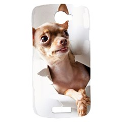 Chihuahua HTC One S Hardshell Case
